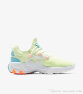 2019 nike presto react  Breathable React Presto scarpe da corsa da uomo Psychedelic Lava Dharma Protezione Testimone Rabid Panda Designer Sneakers 40-45