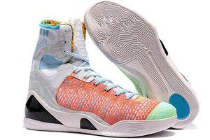 9 Elite alte scarpe da ginnastica per Uomini per Shoe Sale high-top basket fine serie delle scarpe da tennis di trasporto di goccia Yakuda Conservare