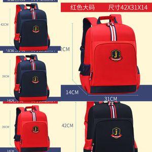 for pupils Grade 1-3-6 Ridge protection burden reduction children school Schoolbag Protective bag for boys and girls backpack
