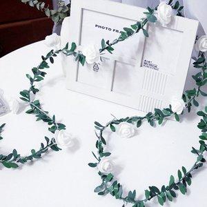 Fabrika wholesale10 / 20/40 / Gül Çiçek açan 50leds Peri Işıklar Pil / USB / Güneş Enerjili Düğün Sevgililer Günü Partisi Xma