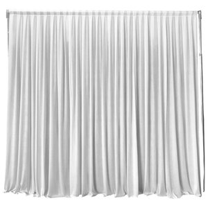 Stage Photo Cloth Drape Panel Hanging Wedding Backdrop Home Thick Decoration Curtain Prop Party Event