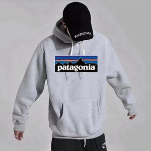 Designer Fashion High Quality Patagonia Tee Brand with tags casual cotton Tops long Sleeve hoodies for women Mens Tops Streetwear