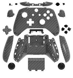 Pulsante DATI FROG Shell per Xbox One caso sottile Accessori Mod Kit di sostituzione Serie completa dell'alloggiamento per Xbox One S controller