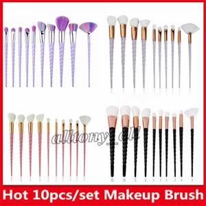 Makeup Cosmetic Makeup Brushes Set Powder Foundation Eyeshadow Eyeliner Lip Brush Tool Brand Make Up Brushes beauty tools dhl shipping
