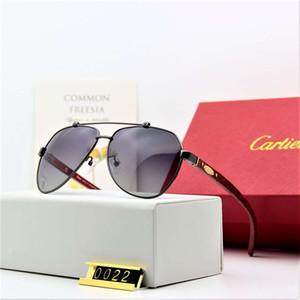 2020 été Carfia Branded surdimensionné femmes Attitude Hexagonal Or Lunettes de soleil ovale Hommes de luxe de chat Persol Lunettes avec la boîte