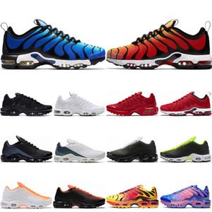 nike air max tn plus Top Hommes Triple Noir Chaussures De Course Femmes UNDEFEATED Jaune Noir Blanc Blanc Rouge Femmes Surbranding Bleu Hero Japan Trainers Sport Sneakers