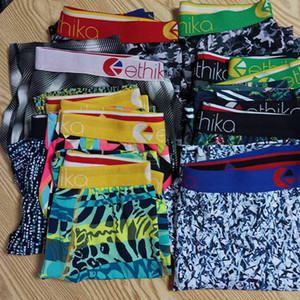 In del Mens Stock Shorts Hollywood 3D Print Ethika Boxers Mens Designer Underwear Homme Everyday resistenti Boxers Mens mutande