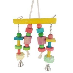 ( H - 6 ) попугай грызть игрушки птица игрушки молярный зуб Лайм попугай Питер Джексон Кинг-Конг попугай клетка в статьях