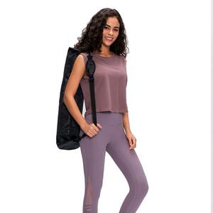 Énergie transparente Yoga Shirt Femme Haut élastique Sport Brassière Courir Fitness Gym Top femmes Respirant rapide T-shirt sec