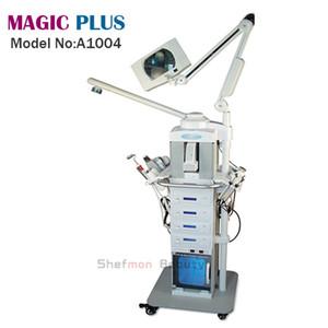 الجديد 19 في 1 متعددة الوظائف آلة الوجه العناية بالبشرة الجلد الغسيل بالموجات فوق الصوتية اللوازم الطبية BIO صالون تجميل استخدام