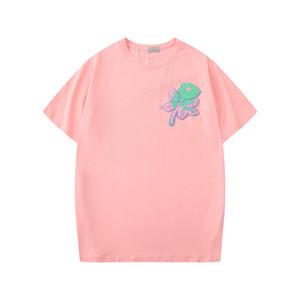 Casual verano diseñador camiseta mujer marca Tops camisetas señora lujo playa ropa manga corta Camisetas vacaciones camiseta suelta S-XXL