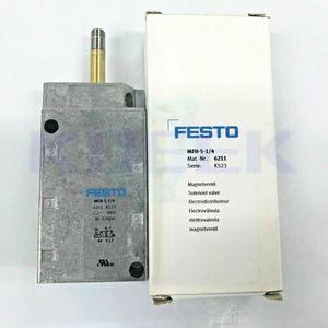 FESTO электромагнитного клапан 1шт новый MFH-5-1-6211 быстрая доставка