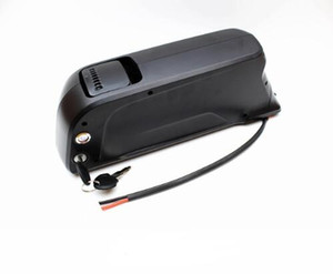 Free Shipping to AU EU US Rechargealbe 48V 13AH Dolphin E-Bike Battery 48 volt 750W Battery Pack For MXUS motor Ebike