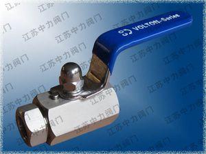 CNG high temperature and high pressure gas ball valve Q11N