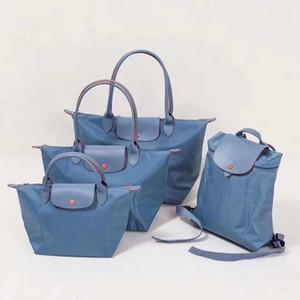 2020 mujeres bolso 70 aniversario Francia marcas famosas albóndigas de bolsas impermeables ocasionales del cuero genuino de asas de bolsas Bolsas Feminina