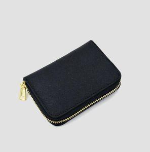 Hot Factory Wholesal! commercio all'ingrosso 2019 famoso marchio di moda singola cerniera a buon mercato designer donna portafoglio in pelle signora signore borsa corta
