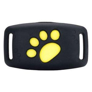 Pet Tracker GPS collier de chien Cat Callback GPS résistant à l'eau Fonction de charge USB Trackers GPS pour chiens