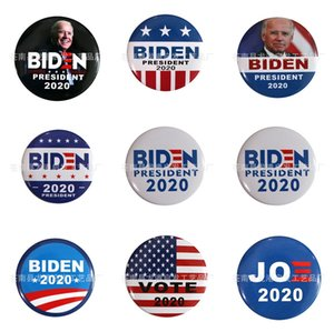 Custom Biden Badge Style Patch For Clothing Iron Embroidered Patches Applique Iron On Patches Sewing Accessories For Clothes 10 1 Pcs Lot #23