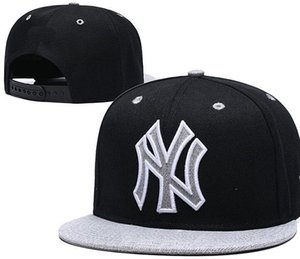 2020 Cheap New York hat NY Cap snapback Baseball Caps Curved Flat brim Team Size ball Baseball Cap Women Men Classic Fashion Free Ship