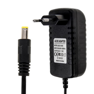UE Plug 100-240V AC a DC 24V Power Adapter 1.5A, Punte: 5,5 x 2,1 millimetri, Lunghezza cavo: circa 1,2 m