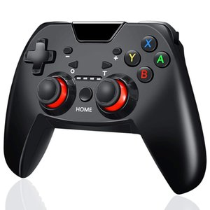 New Wireless Bluetooth Console Gamepad Game Joystick for Switch with 6-Axis Handle with Screenshots Vibration Six Axis Support P