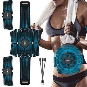 العضلات تحفيز العضلات الوركين المدرب عبس EMS اللاسلكية الذكية البطن العضلات الحبر الرئيسية الجمنازيوم آلة تجريب للنساء رجال