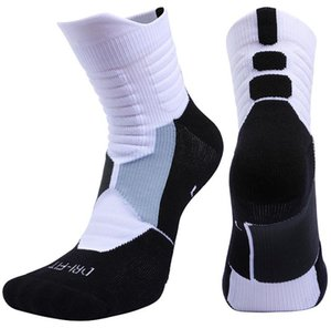 Moda Uomo Calzini Designer confortevole e traspirante Sport Socks Fashion Casual maschile e femminile di pallacanestro Calze