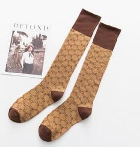 Hot new 10 Pairs Lot Hosiery 7 Colors G socks for women high quality cotton socks skateboard hip hop sport Knitted socks women wholesale