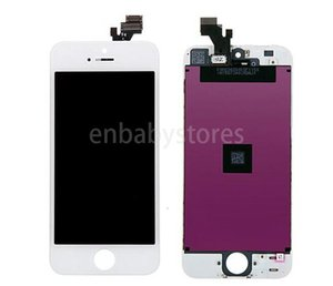 E 5s Iphone Lcd For 5c 5g Original Iphone 5 Lcd Touch Screen Iphone Lcd Full Set Assembly White And Black Color