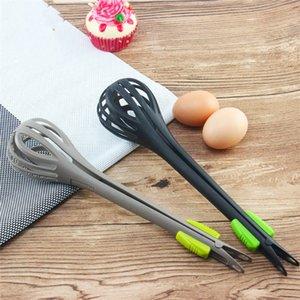 Neuer bequemer kreativer Multifunktionsmixer Videoclip Nylon Eiklopfer manueller Werkzeug Küchengeräte Egg MISCHER T3I5144-1 Backen