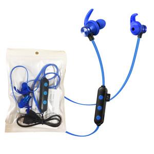Cuffie Bluetooth SD Card XT22 Sport Wireless auricolare Earbuds TF con microfono Bass alta fedeltà auricolare stereo Earbuds Sport auricolari