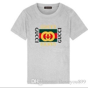 2019 New Hot designer Crianças Camisas marca 1-7years bebê meninos meninas T-shirts r camisa Tops de algodão crianças Tees crianças Roupas 4 cores # 04