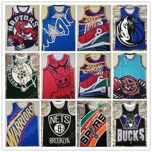 BIG FACE jersey james irving curry STOCKTON MALONE Wade durant IVERSON embiid BRYANT CARTER LEONARD DONCIC ALLEN PIPPEN SPORT hot sale