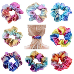 Heißer Verkauf In Mermaid Mädchen Haarband Art und Weise glitzern Kinder Haarriegel Designer Haarschmuck für Frauen Haarbänder scrunchies A6772