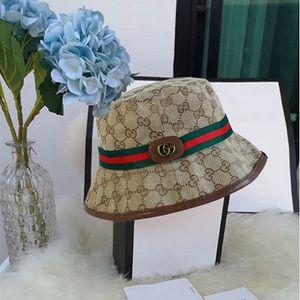Los niños Pescador del casquillo del sombrero Moda para niños con letra de la impresión mujeres de los hombres de la marca respirable ocasional sombreros de la playa Niño Niña Moda padres e hijos Sombreros