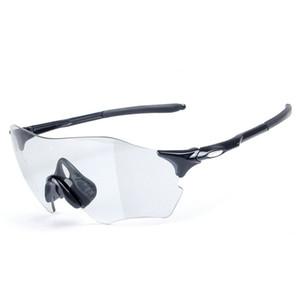 Спорт Велоспорт Солнцезащитные очки Мужские Солнцезащитные очки поляризованные Gradient Designer очки Мода для Горный велосипед Велосипед Гольф Бег Рыбалка Поход
