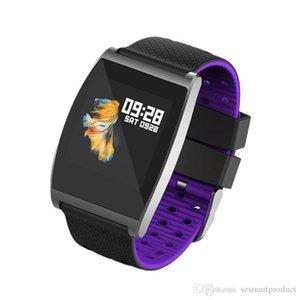 QS05 Pulseira Relógio Inteligente Com Pressão Arterial de Oxigênio No Sangue Monitor de Freqüência Cardíaca Atividade Esporte Rastreador De Fitness Smartwatch