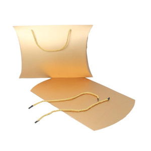 Logotipo personalizado marca imprimir cabelo pacote de extensão perucas caixa de papel dourado embalagem com caixas de presente punho da corda compras de embalagem