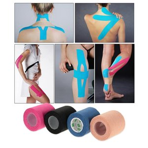 1 Roll 5cm x 5M Kinesiology Tape Athletic Tape Sport Recovery Tape Strapping Gym Fitness Tennis Running Knee Muscle Protector