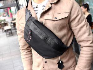 fannypack New Trend Weaving Gürteltasche Handtaschen mit Markenbriefdruck Fannypack Brusttasche Classic VL-TN7