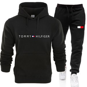 Designer de moda dos homens e das mulheres sportswear alfabeto impresso calças de lazer sportswear preto e vermelho várias cores s-3xl no.8s