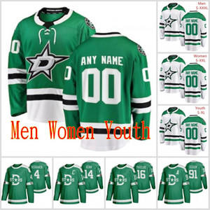Cosida 2020 Winter Classic Dallas Stars de Joe Pavelski Jersey Tyler Seguin Jamie Benn Obispo Alexander Radulov los jerseys del hockey personalizada