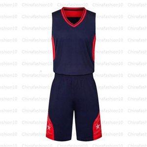 Basket pas cher en ligne Jersey Khaki Set For Men Bonne Qualitydfsfs Hinostroza maillots de baseball bleu noir xy19
