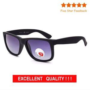 Justin Sunglasses Lunettes de soleil de marque des hommes de mode Lunettes de soleil Femmes Eyeware Driving Protection UV polarisants Des Soleil de De