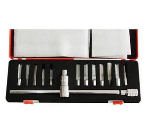 Nouvelle arrivée DL 12pcs super rapide outils ouverts outils de serrurier de voiture verrouillent pick set fournitures serrurier professionnel