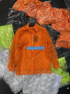 High-End-Frauen-Mädchen-T-Shirt Jacke ganz Monogramm Brief Motiv Einreiher Langarm-T-Shirt Bluse Mode-Design Luxus-zwei-teiliges Set