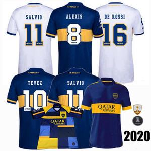 2019 2020 2021 Boca Juniors Futebol CARDONA DE ROSSI TEVEZ ALEXIS SALVIO MAURO casa longe 3ª camisa 20 21 homens de futebol e crianças