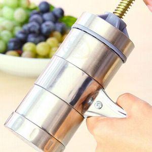 Aço inoxidável manual Pasta Máquina Small Family Manual de Pasta Máquina Manual Pressão Noodle Pressionando Noodle Máquina