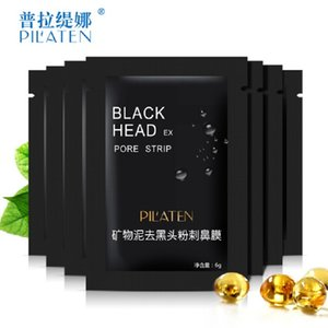 PILATEN Tearing BLACK HEAD FACIAL MASK Nose Care Purifying Peel off Blackhead Close Pores Face Mask Remove Cleaner Deep Cleansing