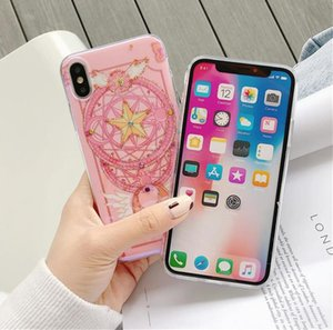 NEW!cute Case For iphone XR XS phone 11 Pro Max 6s 7 8 plus Cell Phone Cases Mobile Phone Cover 2 Colors